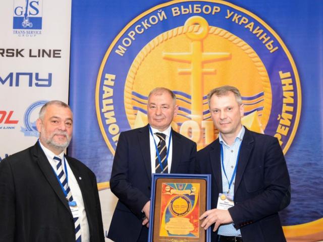 ООО «ТРАНС-СЕРВИС-КТТ» заняла третье место в номинации «Поставщик перегрузочной техники»