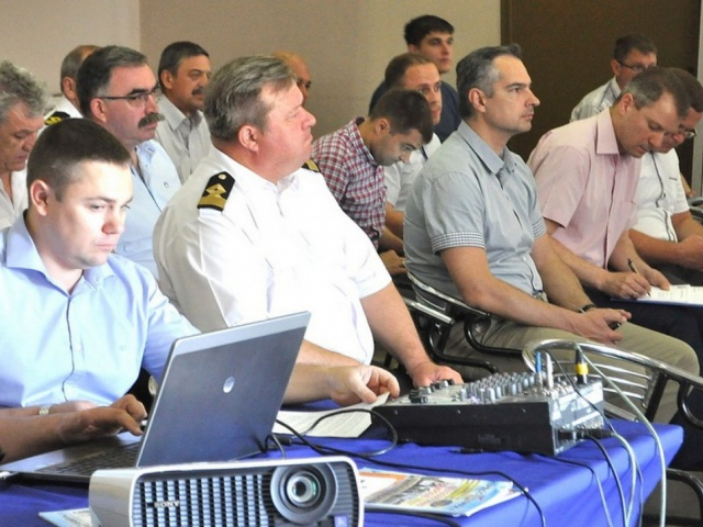 Участие в работе Ассоциации портов Украины «УКРПОРТ»